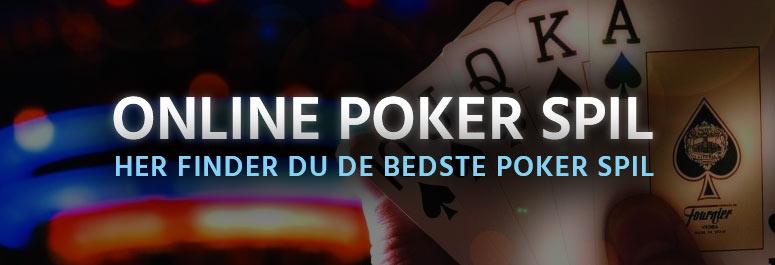 Online Poker Spil