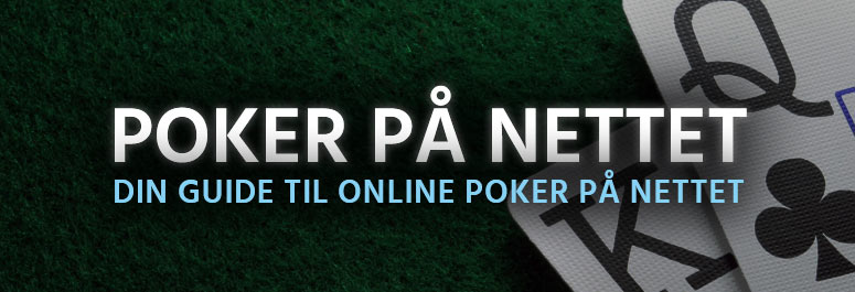 Poker på nettet