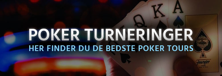 Poker Turneringer